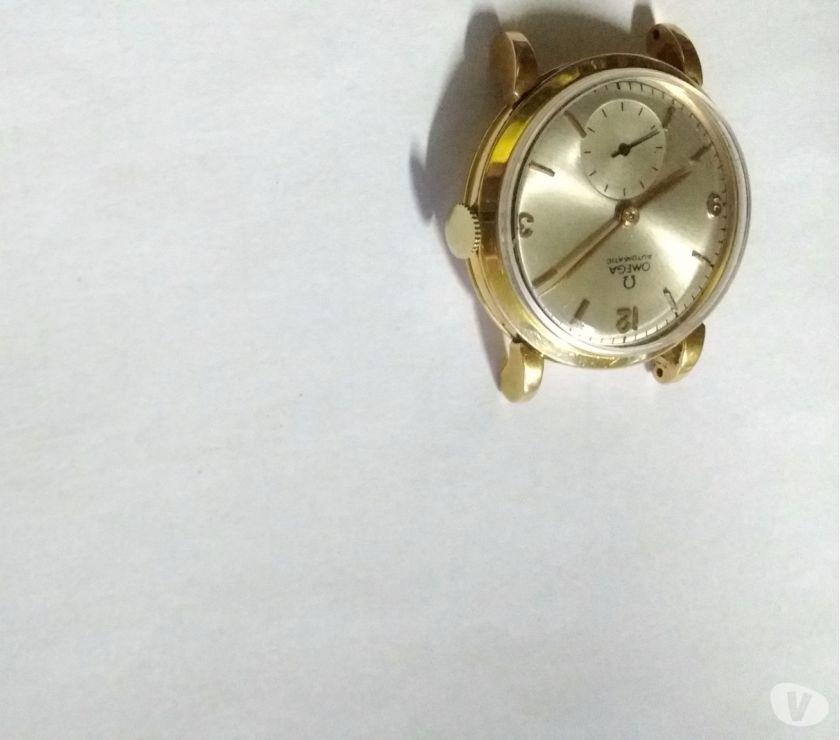 ea34701fda7 relogio marca iwc em ouro rosa caixa redonda braco de bolha ...