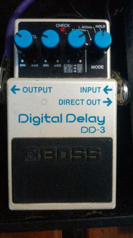 Boss dd3 - Digital delay