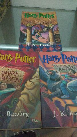 Box Harry Potter (usados)