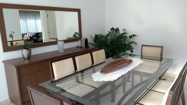 Jogo De Sala De Jantar Em Madeira ~ jogo de sala de jantar mesa de jantar em ferro bronze tampo de vidro