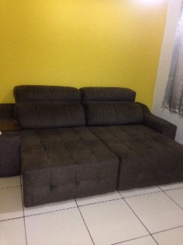 Miraculous Sofa 4 Lugares Reclinavel Chaise Retratil Lindo Ofertas Pdpeps Interior Chair Design Pdpepsorg