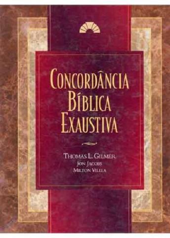 concordancia exaustiva biblia