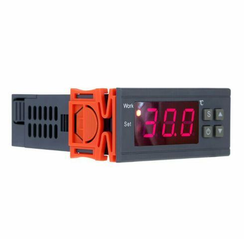 Termometro digital para chocadeira