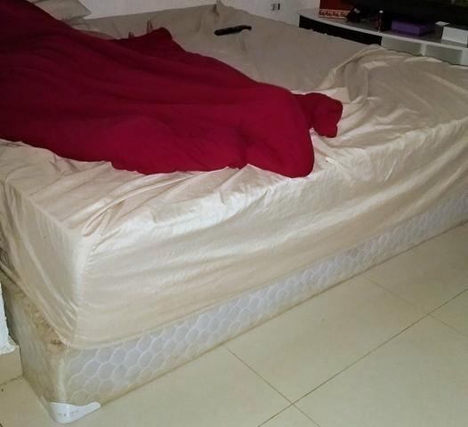 Cama box casal king size ofertas vazlon brasil for Ofertas de camas king size