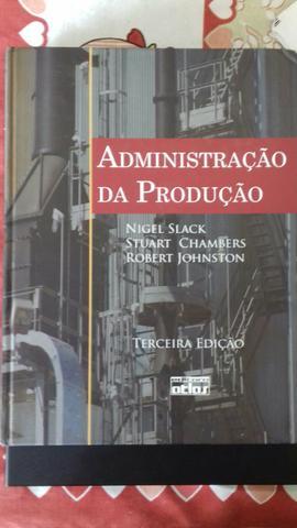 livro administracao da producao nigel slack [ OFERTAS