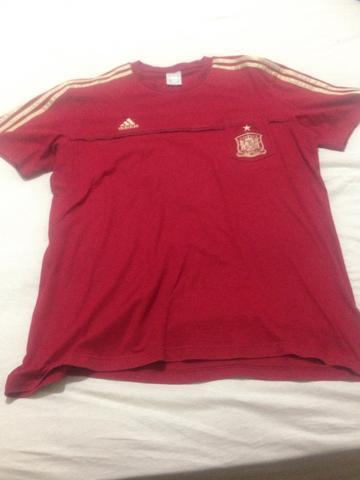 4eff431c29 ... JOGOS OLÍMPICOS RIO PRODUTO ORIGINAL. Camisa polo da seleção espanhola  oficial