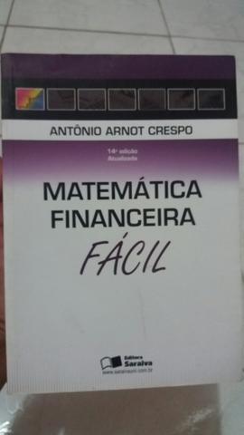 Matematica Financeira Facil Antonio Crespo Pdf
