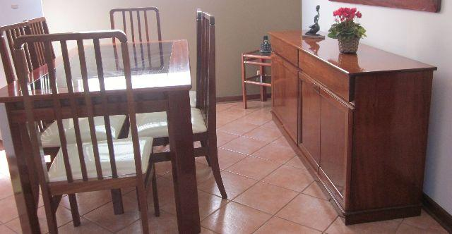 Conjunto Sala De Jantar Mesa 6 Cadeiras Aparador Buffet E Ofertas
