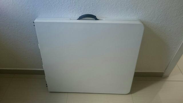 Aparador De Grama Tramontina Parou De Funcionar ~ mesa camping yanes c armario vira maleta [ OFERTAS ] Vazlon Brasil