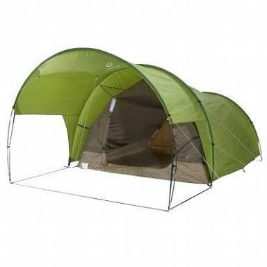 barraca quechua 2 seconds 3 pessoas vazlon brasil. Black Bedroom Furniture Sets. Home Design Ideas