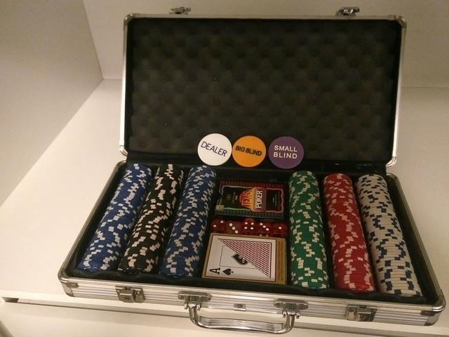 Dominando a arte do poker