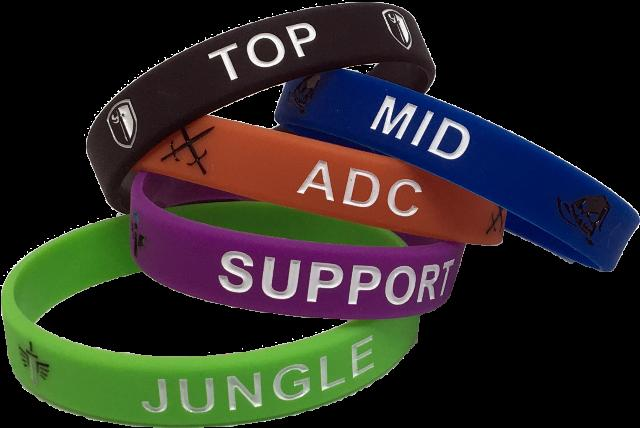 Pulseiras League of Legends - LoL