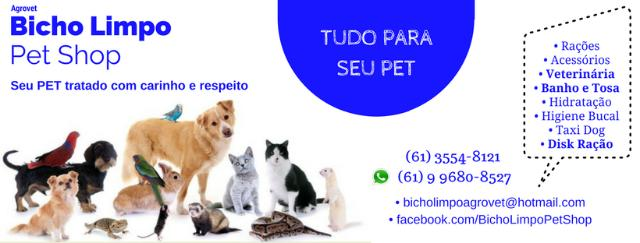Bicho Limpo Pet Shop