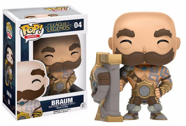 Funko Pop League of Legends Braum (04)