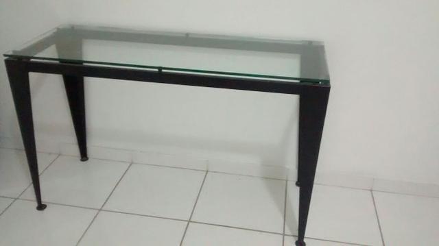 Armarinhos Barros Artesanato ~ aparador com tampo de vidro [ OFERTAS ] Vazlon Brasil