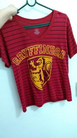 Camiseta feminina Harry Potter