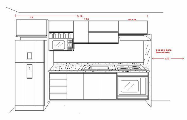 Adesivo De Nuvens Para Parede ~ armarios de cozinha sob medidas [ OFERTAS ] Vazlon Brasil