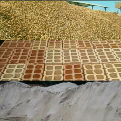 Resultado de imagem para areia tijolos seixos