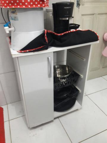 Armario para microondas
