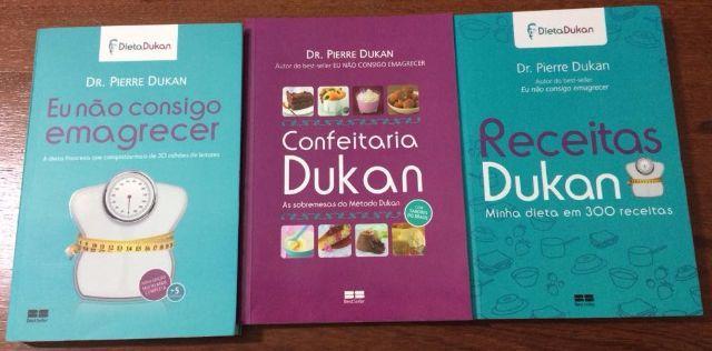 Livros Dieta Dukan Ofertas Vazlon Brasil