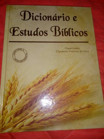 b7419b8207 dicionario etimologico de nomes biblicos   OFERTAS