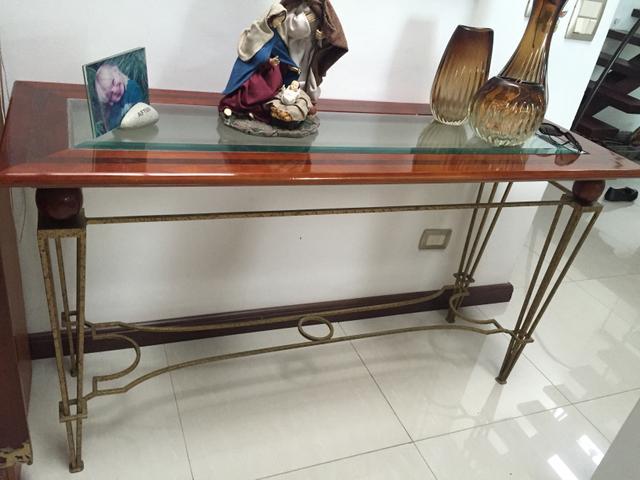 Adesivo De Familia Para Carros ~ mesas de ferro envelhecido na cor ouro velho com tampo de [ OFERTAS ] Vazlon Brasil