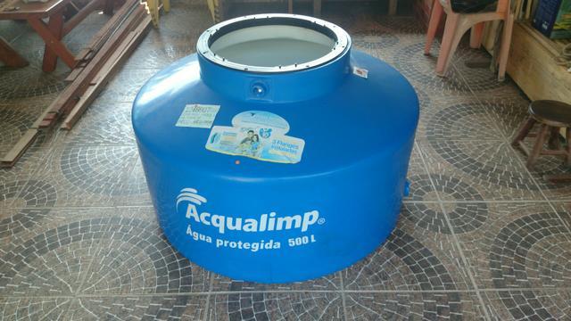 Reservatorio Caixa Dagua Tanque De Agua De Litros