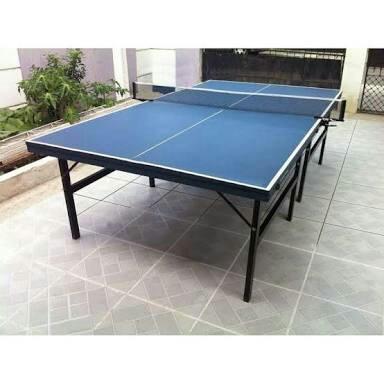 Mesa ping pong dobravel profissional ofertas vazlon for Mesa de ping pong usada