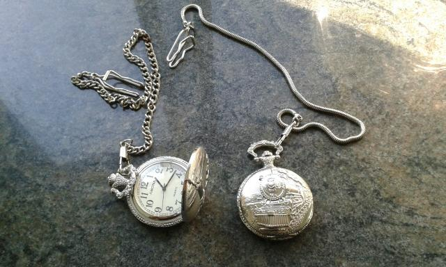 639991a2f48 relogio de bolso para colecionar a quartz   OFERTAS