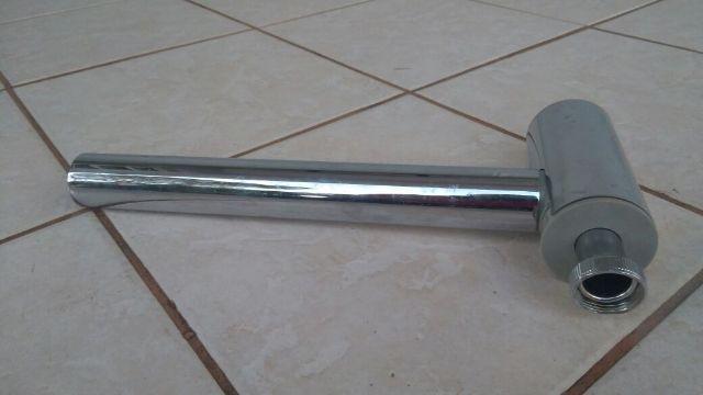 Sifao cromado de ofertas vazlon brasil for Metal cromado