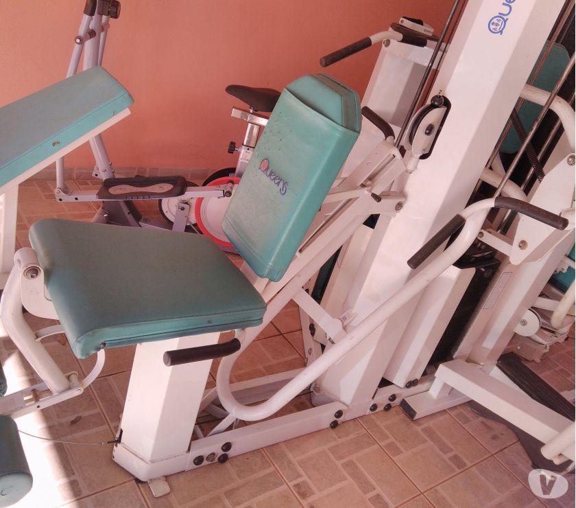 04f123c8bb estacao de musculacao wct fitness 80kg e triceps corda unissex ...