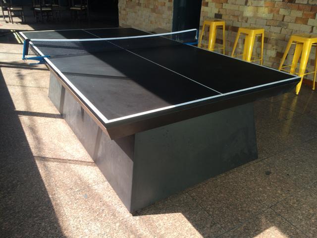 Ping pong mesa oficial ofertas vazlon brasil for Mesa de ping pong usada