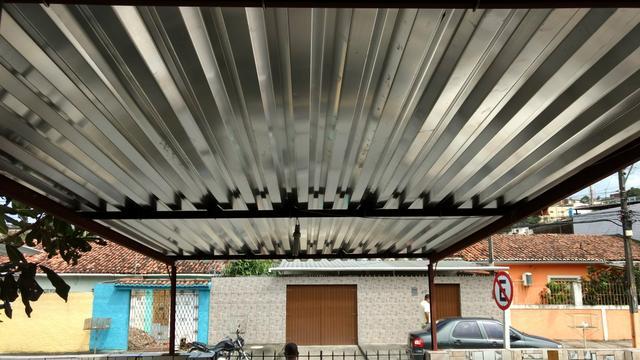 Ferro De Garagem E Cobertura Ofertas Vazlon Brasil
