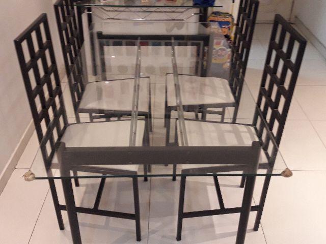 Aparador Para Tampo De Vidro ~ mesa de escritorio da tok stok com vidro temperado x [ OFERTAS ] Vazlon Brasil