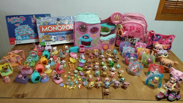 Lote Littlest Pet Shop