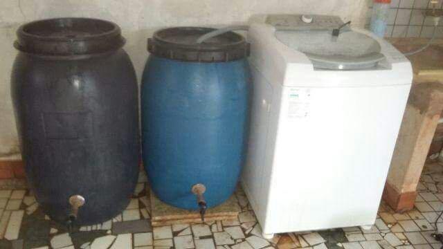 Tambores de inox litros ofertas vazlon brasil for Tambores para agua