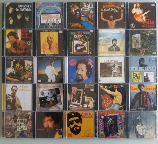 discografia completa do raul seixas