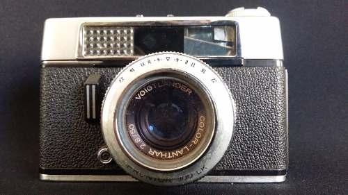 antiga maquina fotografica voigtlander vitoret made in ger ... Pictures Made With Voigtlander