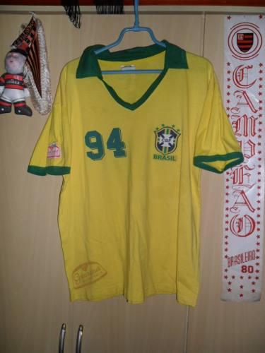 camisa selecao do brasil guarana antarctica   OFERTAS    5ed8641f70b15
