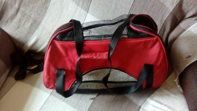 Bolsa Para Transportar Caes Pequenos : Bolsa para gatos e cachorro ofertas vazlon brasil
