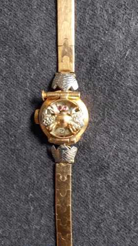10ff2fe3621 relogio feminino antigo raridade ouro 18k   OFERTAS