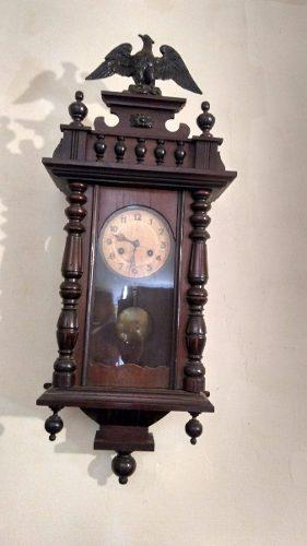 e6179d42418 ... Portugues - Aguia- Reguladora. Relógio Antigo De Parede