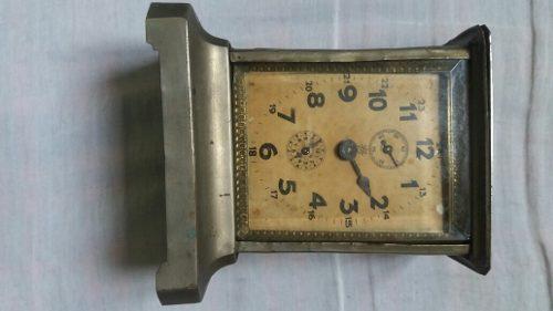 0f2fda226d2 relogio de mesa antigo junghans alemao a corda raridade   OFERTAS ...